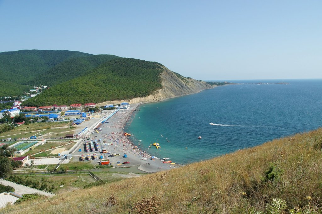 Краснодарский край - для путешествий по России