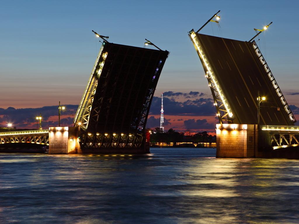 Санкт-Петербург - для путешествий по России