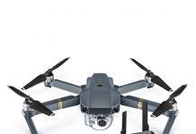Квадрокоптер Mavic Pro