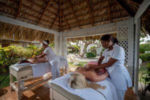 СПА процедуры в отеле Tropical Princess Beach Resort & Spa