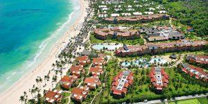 Расположение отеля Tropical Princess Beach Resort & Spa