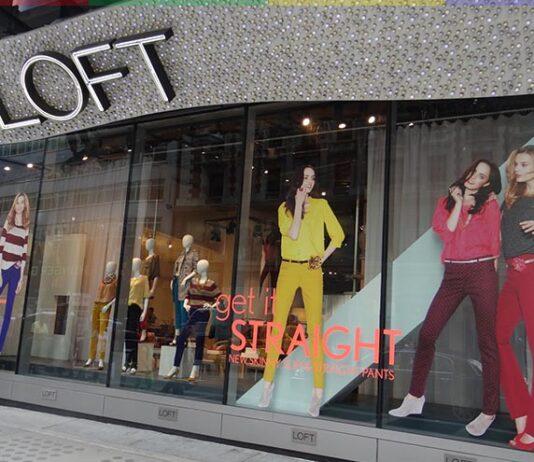 Дизайн магазина в стиле Лофт