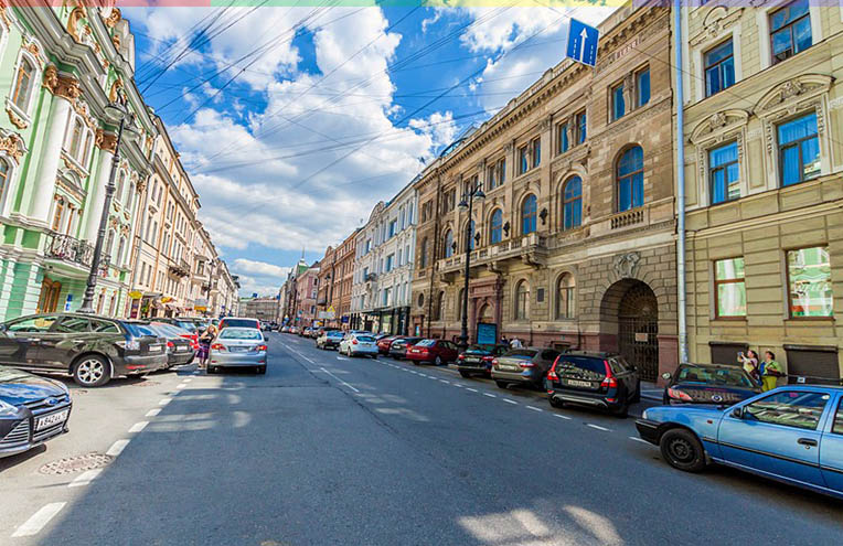 Погода в Санкт Петербурге весной