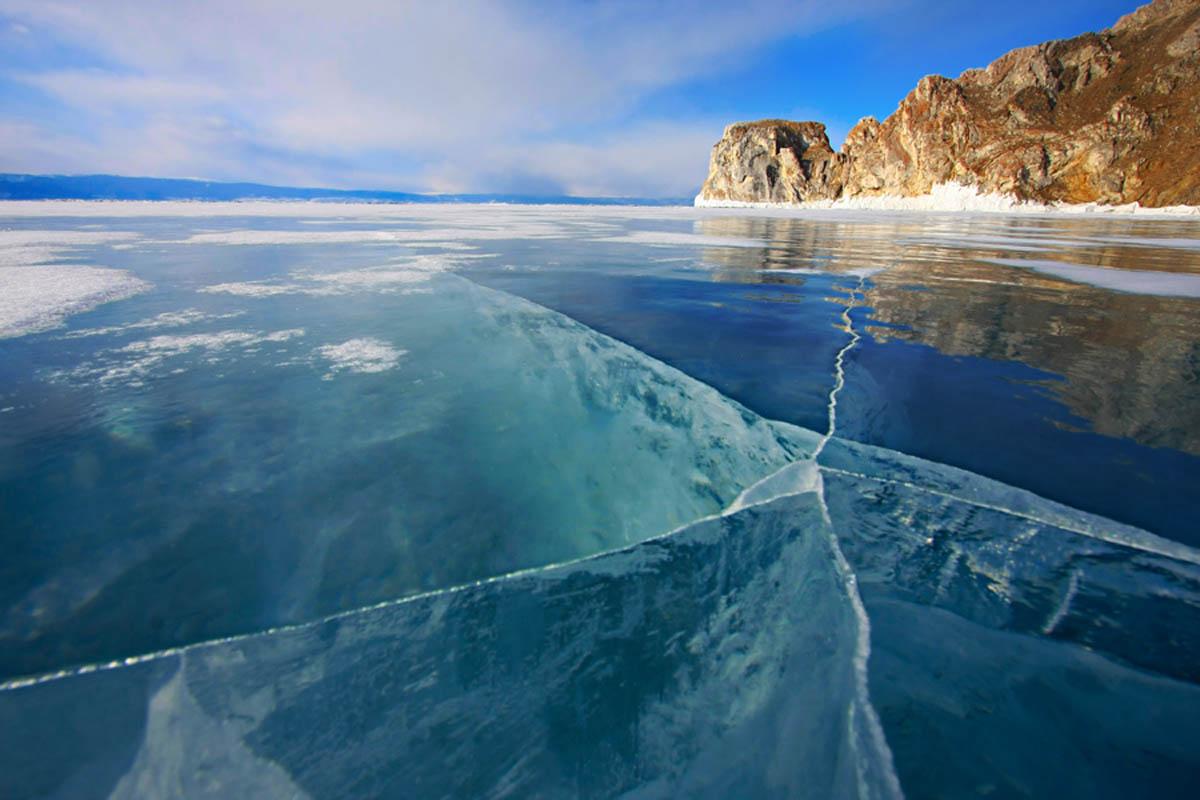 Озеро Байкал - для путешествий по России