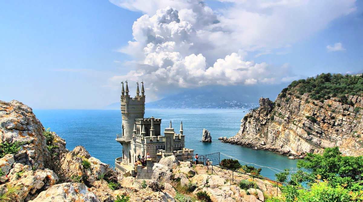 Крым - для путешествий