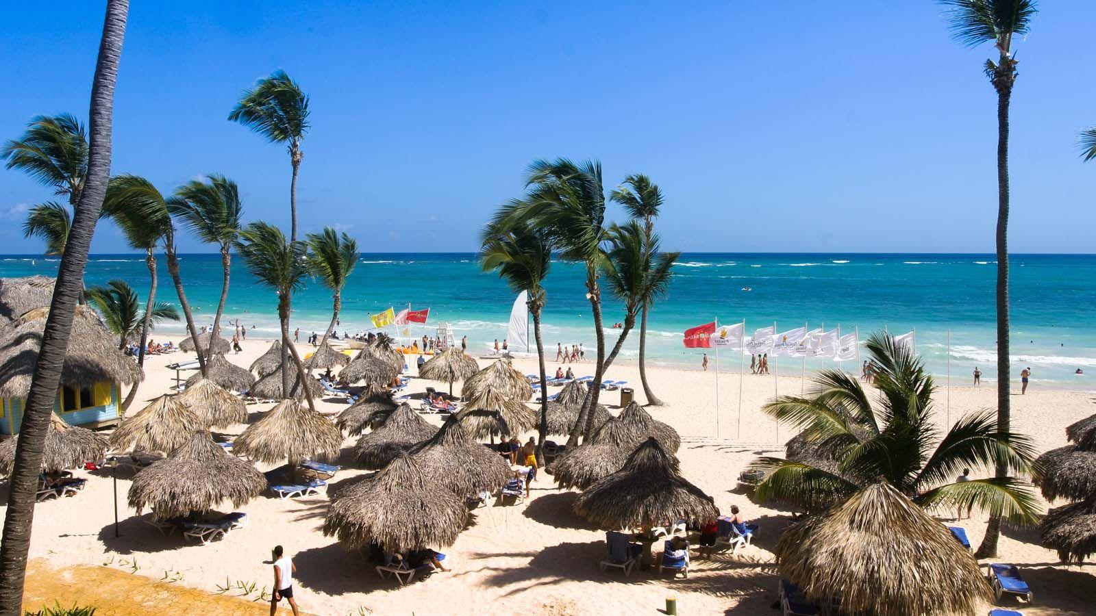 Пляж отеля Tropical Princess Beach Resort & Spa