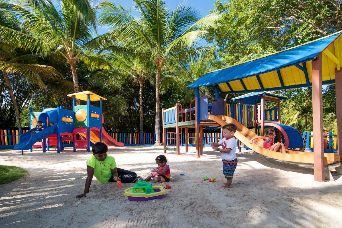 Для детей в отеле Tropical Princess Beach Resort & Spa