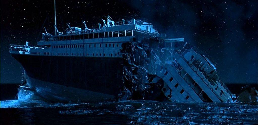Катастрофа Титаника