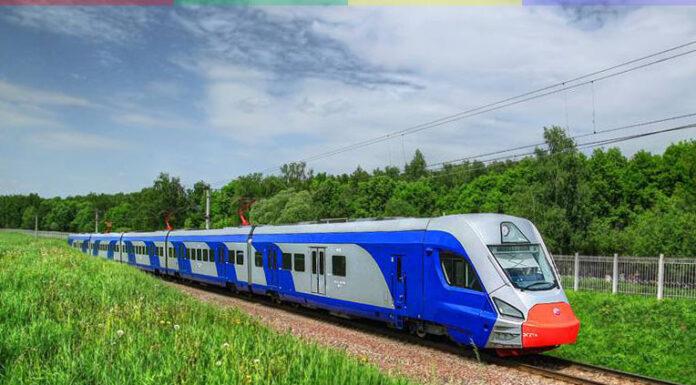 МЦД в Железнодорожном