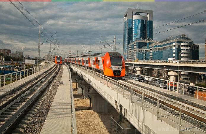 МЦК в Москве