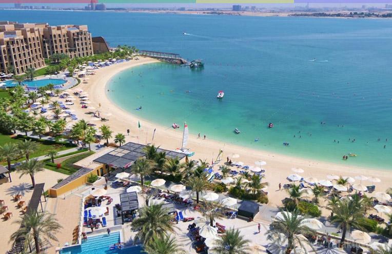 Погода в Эмиратах в декабре январе