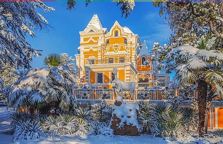 Погода в Сочи и Адлере в декабре январе