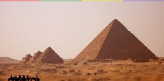 Погода в Египте весной