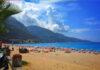 Майская погода в Турции